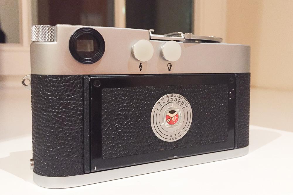 Leica M6 Entfernungsmesser Justieren : Leica m vesab