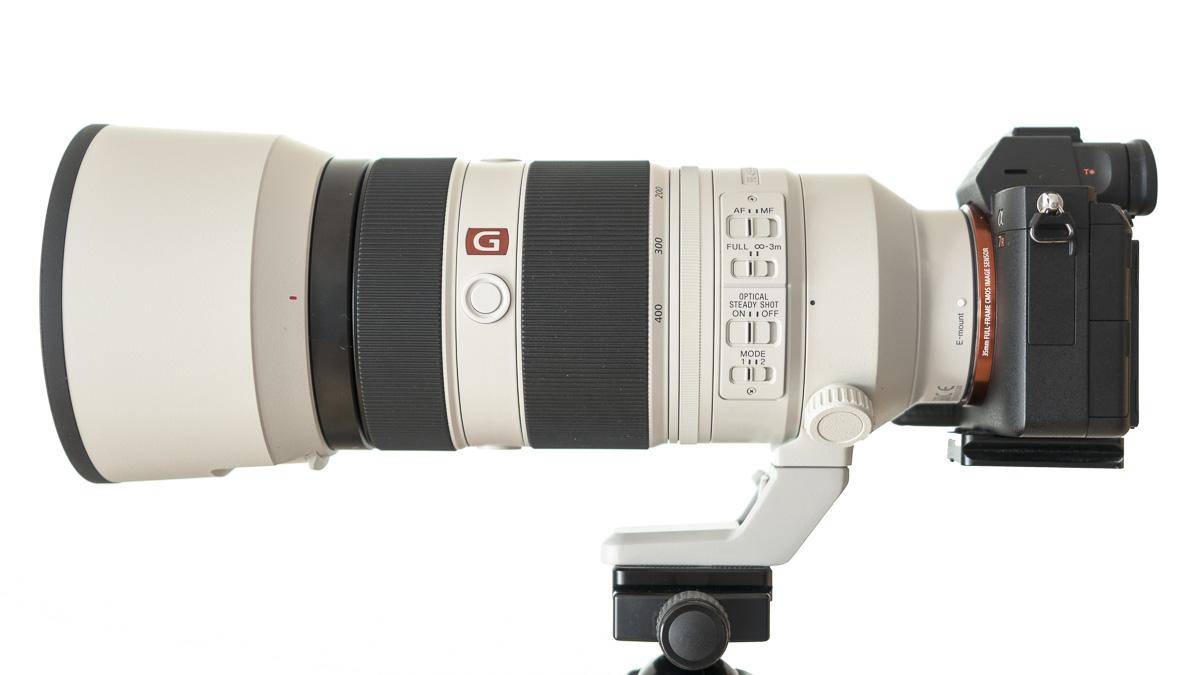Sony FE 4.5-5.6 100-400 GM + SEL20TC | vesab.de